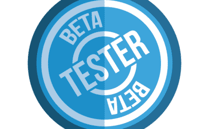 Beta Tester Badge!