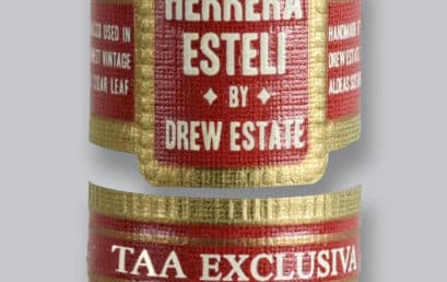 Herrera Esteli TAA 2016 gets 9/10 on Leaf Enthusiast!