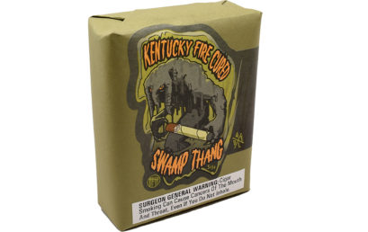Drew Estate debuts Kentucky Fire Cured Swamp Thang and Swamp Rat at IPCPR to be formally released at the Kentucky Barn Smoker
