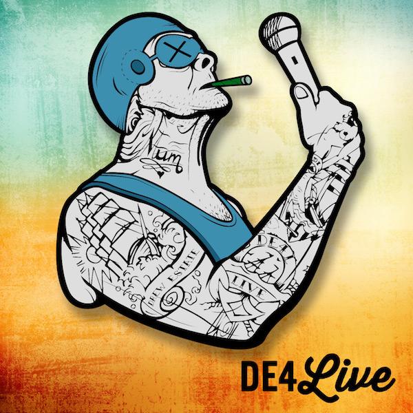 DE4Live Podcast Launched!
