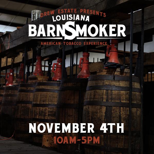 Louisiana Barn Smoker Tickets on Sale Tomorrow!