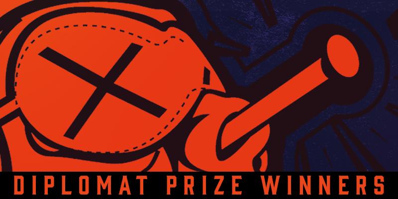 Drew Diplomat: This Weeks Prize Winners