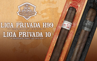 Announcing the Newest Liga Privada H-99 and 10-Year Aniversario Retailers
