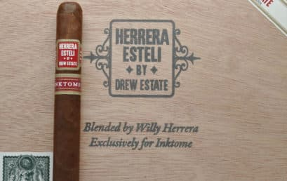 Herrera Esteli Inktome Released to Small Batch Cigars!