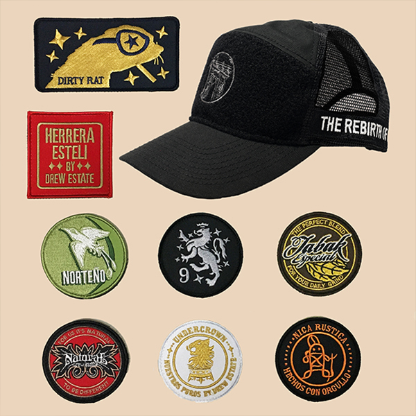 Diplomat Hat and Patch Sets Monthly!