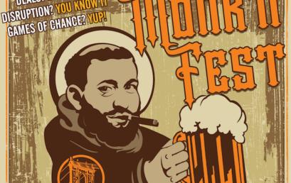 Join Jonathan Drew & Drew Estate at Monk'n Fest!