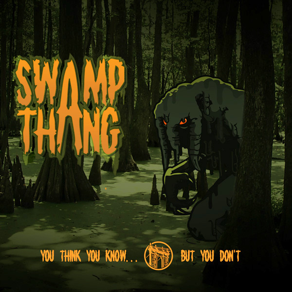 Drew Estate Ships Kentucky Fire Cured Swamp Thang & Swamp Rat