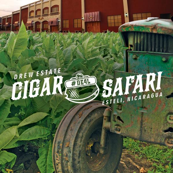 Cigar Safari Tickets Pre-Sale for Diplomat