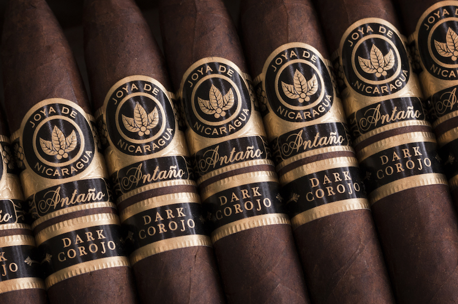 The Antaño Dark Corojo Gains a New Look