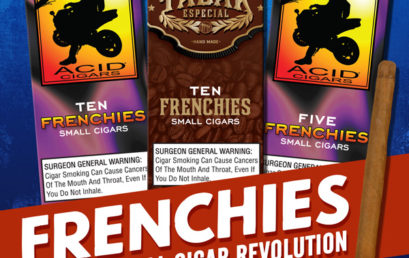 "ACID and Tabak Especial Release ""Frenchies"", a New Quick Smoke"