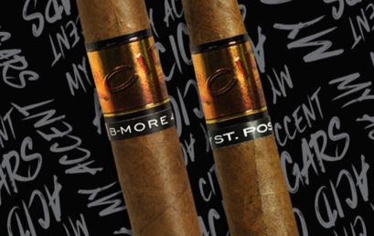 Introducing the ACID Accents Collection: Regional Exclusive ACID Cigars for Drew Diplomat Retailers