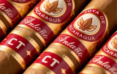 Joya de Nicaragua invites you to keep daring and experience an intense CT smoke. Antaño CT: a cigar for defiant souls