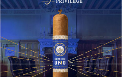 The Number One Nicaraguan Cigar to the World is Now Available. Número Uno: A Taste of Diplomatic Privilege